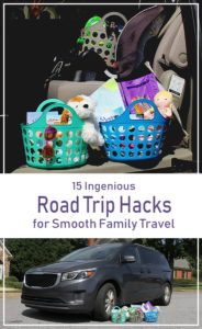 Road trip hacks help make road trips one of the best parts of summer. Learn how to beat boredom and rock your next road trip!
