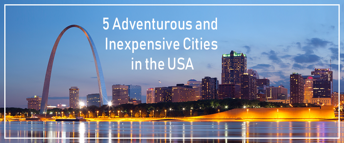 5 Inexpensive Cities in the USA for Kids