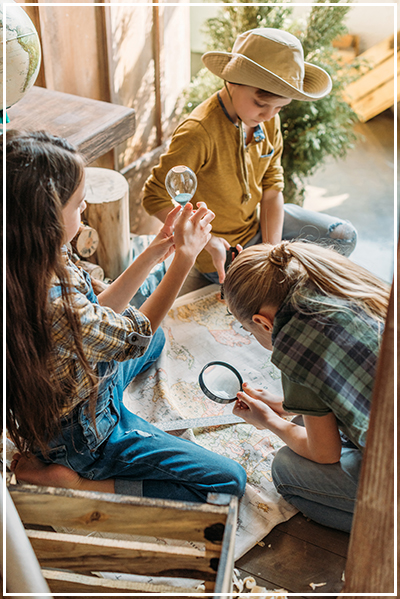 If your family is staying home for school breaks this year, use these staycation ideas to make memories with your family.