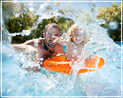 Learn 5 staycation planning tips to plan for a time of family fun and relaxation in your own city. Have a family vacation without the stress of travel!
